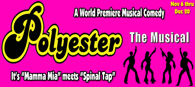 Polyester the Musical Actors Forum Theatre North Hollywood